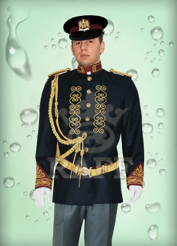 TENUE DE CEREMONIE MILITAIRE 459