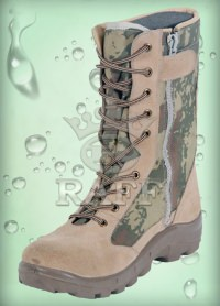BOTTE CAMOUFLAGE MILITAIRE 805