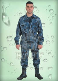 UNIFORME CAMOUFLAGE MILITAIRE PERSONNALISEE 059